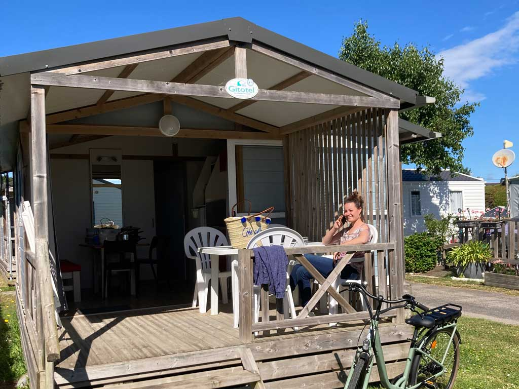 holidays rental 6 people fouesnant
