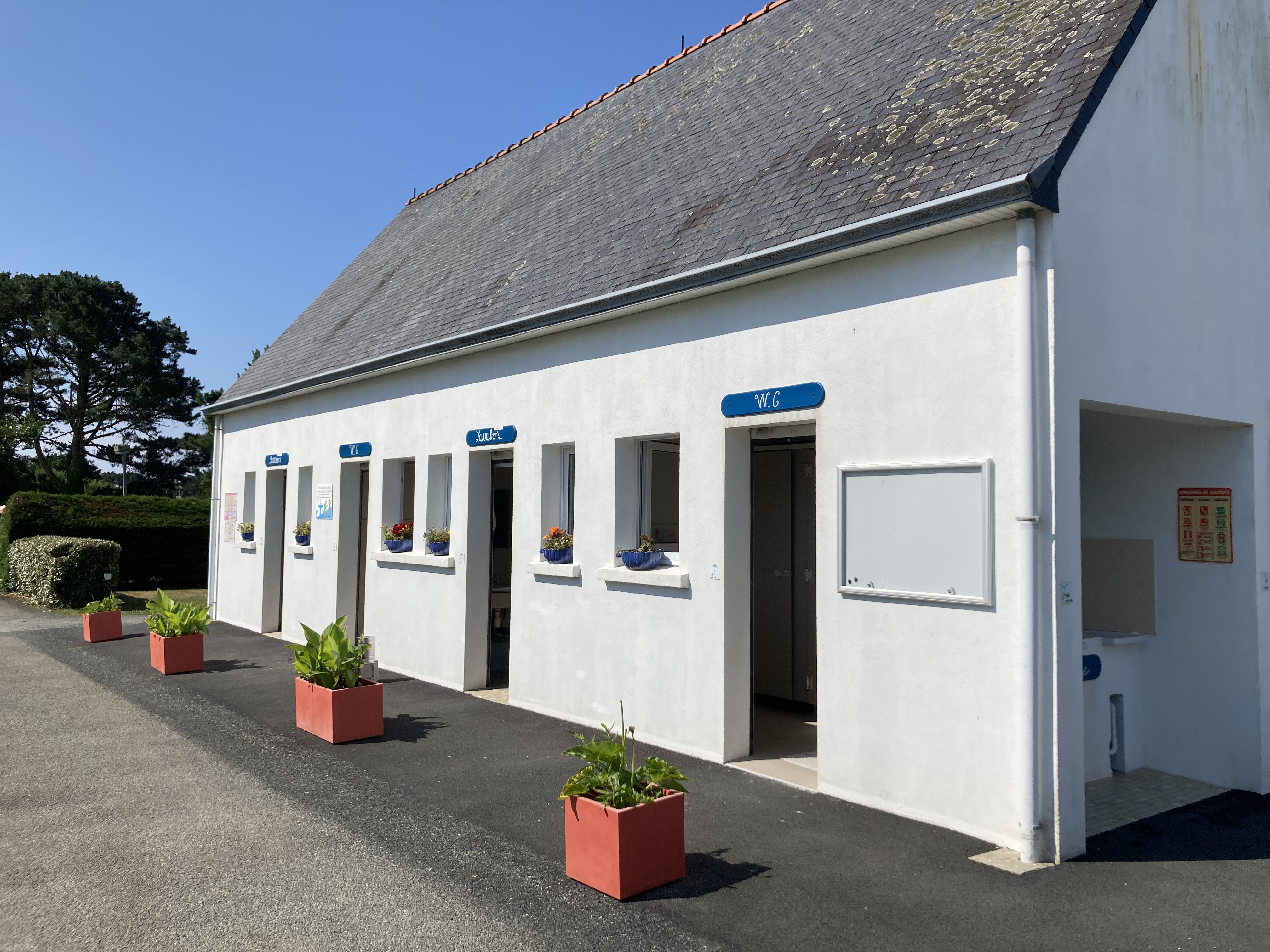 Campingplätze fouesnant mousterlin