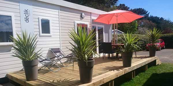 mobil home fouesnant mousterlin baie de somme
